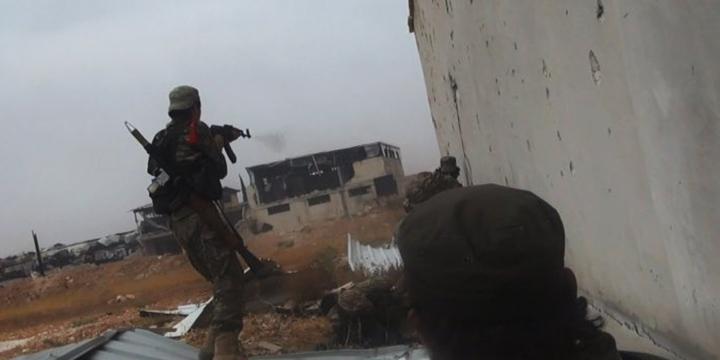 Halep Operasyonu: Esed Saflarında Savaşan 57 Asker Öldürüldü