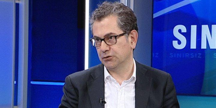 Cumhuriyet'ten Kadri Gürsel Gözaltına Alındı