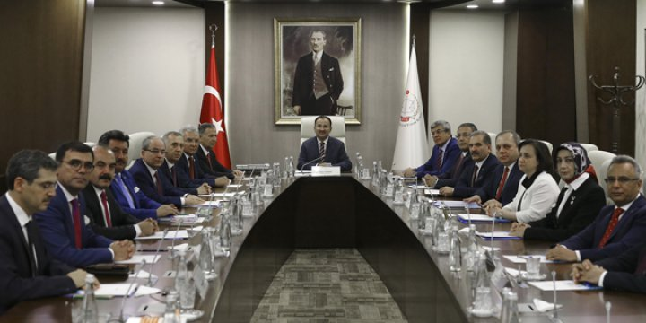 HDP'nin Gensoru Önergesine Ret