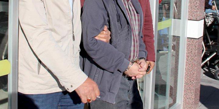 Antalya'daki 'FETÖ' Soruşturması: 7 Kişi Tutuklandı