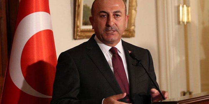 Çavuşoğlu: Batı'dan PKK'ya Silah Bırak Çağrısını Hiç Duymadık