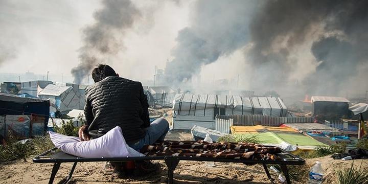 Avrupa'da Mültecilere Yönelik Suçlar Arttı!
