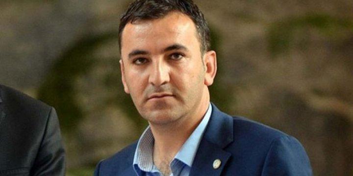 HDP'li Ferhat Encü Gözaltına Alındı