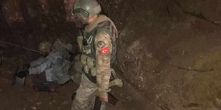 Nusaybin'de Suriye'ye Açılan Bir Tünel Bulundu!