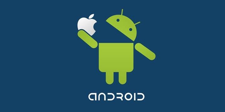 10 Telefondan 9'unda Android Yüklü