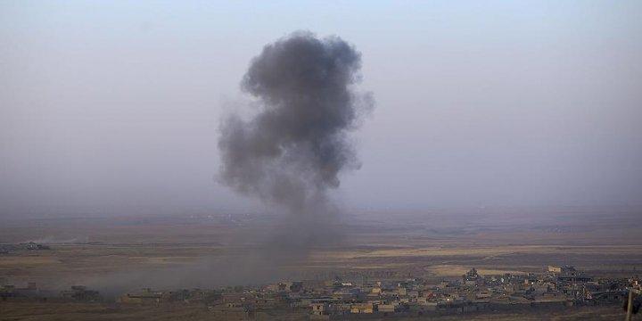 Musul'da Koalisyon Uçakları Sivilleri Vurdu: 9 Ölü