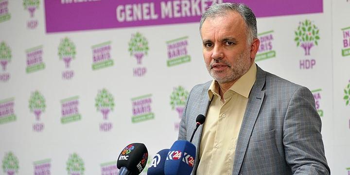 HDP TBMM'deki Çalışmalarını Durdurma Kararı Aldı