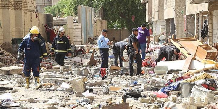 Bağdat'da Saldırılar: 7 Kişi Hayatını Kaybetti