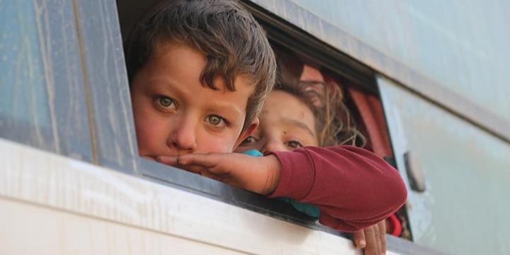 UNICEF: Musul'dan 20 Bin 700 Kişi Göç Etti