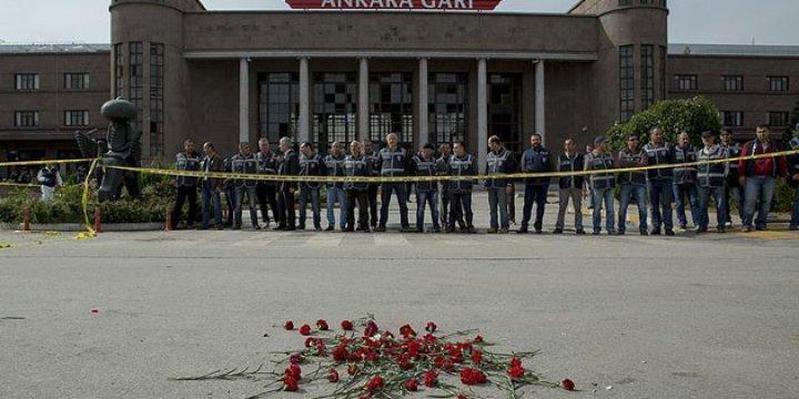 Ankara Saldırısı Davası Yarın Başlıyor