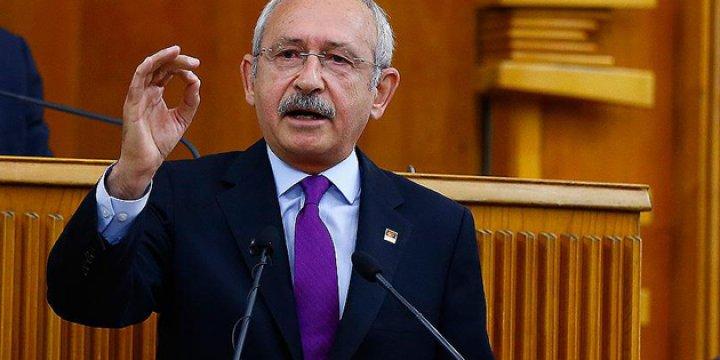 Kılıçdaroğlu'ndan Anayasa Mahkemesine Gideceğiz Açıklaması
