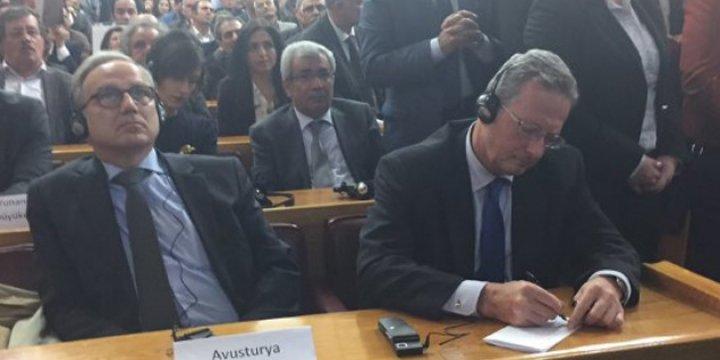 AB Diplomatları HDP Grubu'nda