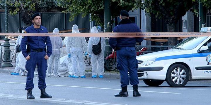 Fransa'nın Atina Büyükelçiliği'ne Bombalı Saldırı