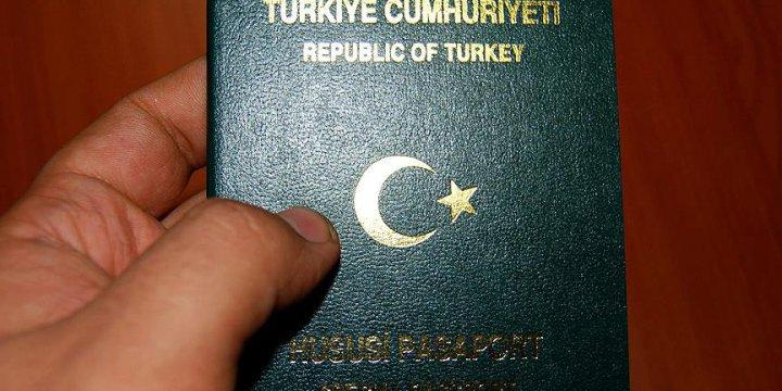 Yeni Pasaportların Test Basımına Başlandı