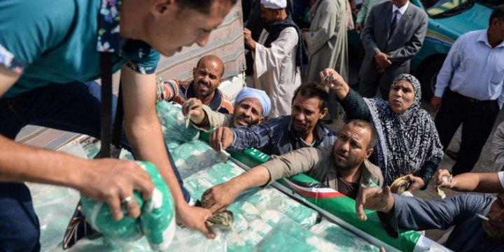 Mısır'da 'Garibanlar Devrimi' Hareketi