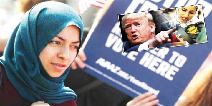 ABD'li Müslümanlar Endişeli