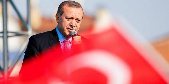 Erdoğan'dan Yatırımcılara Çağrı