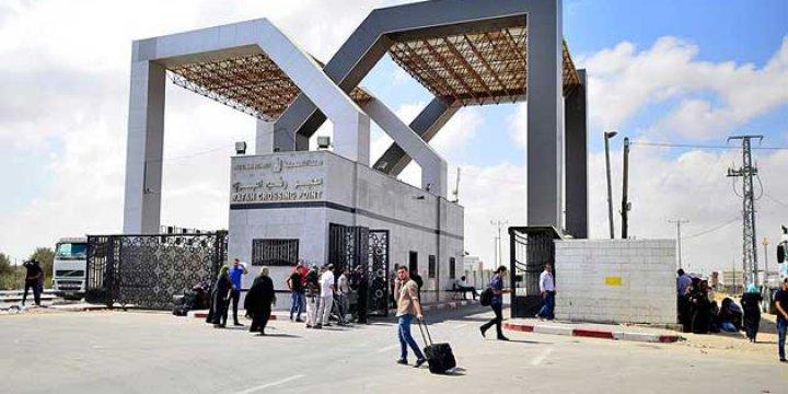Mısır, Refah Sınır Kapısını Çift Yönlü Ulaşıma Açtı