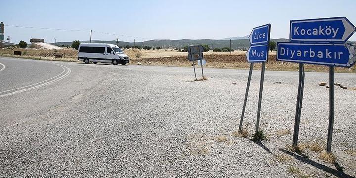 Diyarbakır'ın 11 Köyünde Sokağa Çıkma Yasağı İlan Edildi