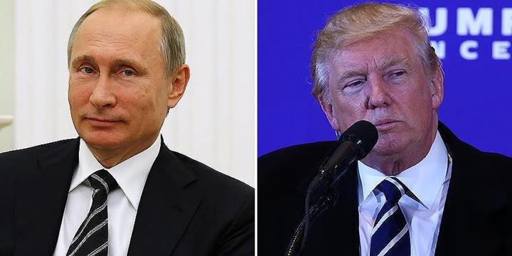 Putin ve Trump, Rusya-ABD İlişkilerini Konuştu