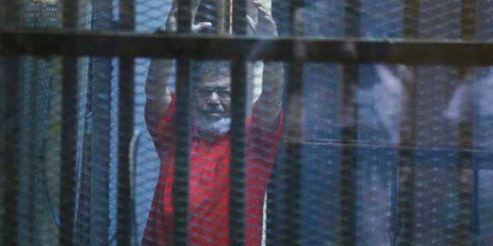 Muhammed Mursi'nin İdam Cezası İptal Edildi