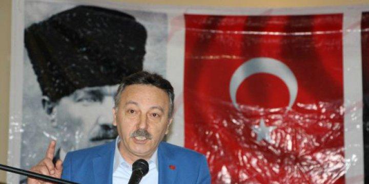 CHP'li Bayır, Kenan Alpay'ın Atatürk Yazısını Meclis'e Taşıdı!