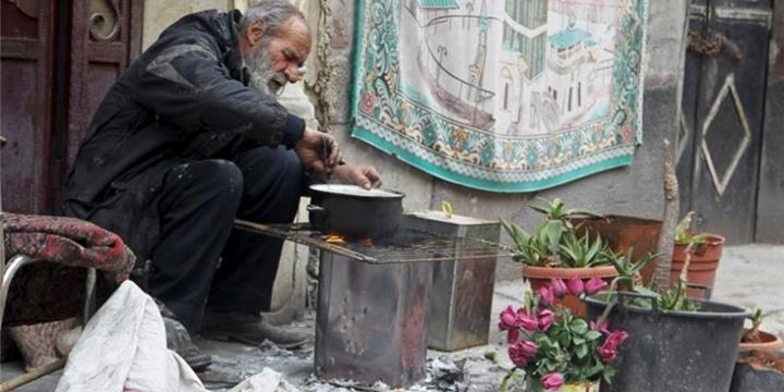 """""""Kuşatma Altında Halep'te Yaşamak"""""""