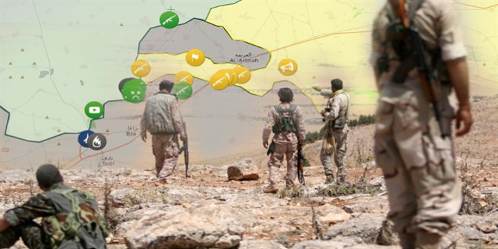 PYD/PKK Haseke'de Göstericilere Saldırdı