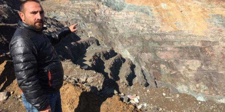 Şirvan'daki Maden İşçileri Maden Şirketini Suçladı