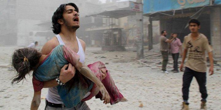 Halep'in Yok Oluşunu Seyretmek