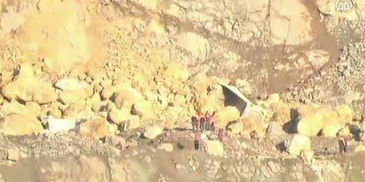 Siirt'te Beşinci İşçinin Cesedine Ulaşıldı