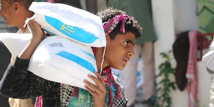BM'den Yemen'e Engelsiz İnsani Yardım Çağrısı