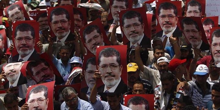 """""""Mursi Yönetimi İsrail'in Başına Gelen En Büyük Musibetti"""""""