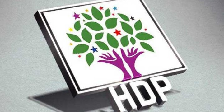 HDP Meclis'ten Çekilmeyecek