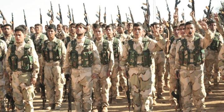 ABD Tel Abyad'da PYD/PKK Kampı Kurdu!
