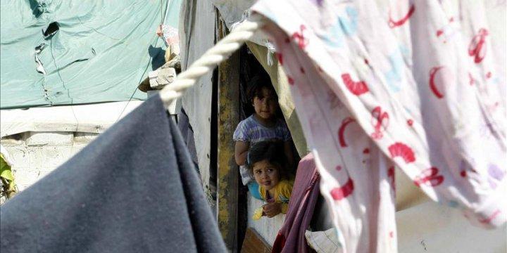 'Mülteci Kampına Duvar Örülmesi Uluslararası Hukuka Aykırı'