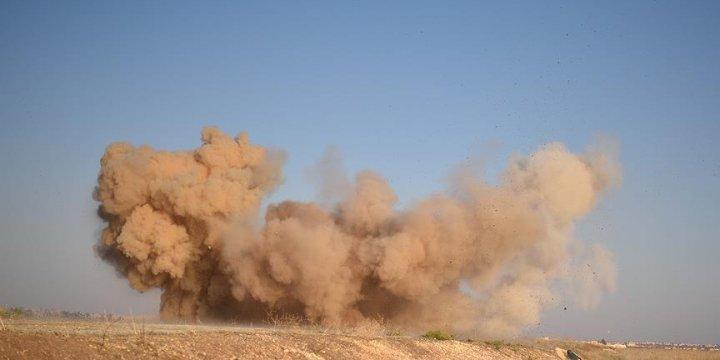 Haseke'deki Patlamada 'PKK Yöneticileri ve ABD Askerleri Öldü' İddiası