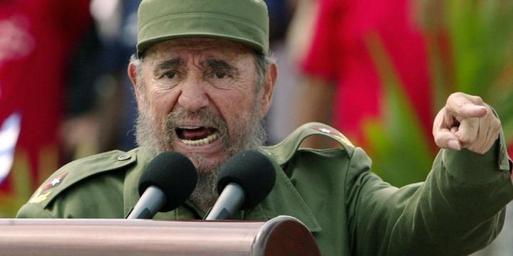 """Trump, Castro'yu """"Zalim Bir Diktatör"""" Olarak Niteledi"""
