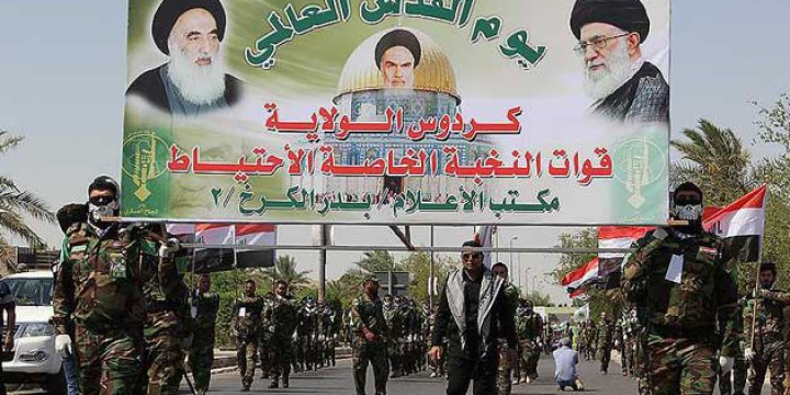 İranlı General Şeban Nesiri Musul'da Öldürüldü