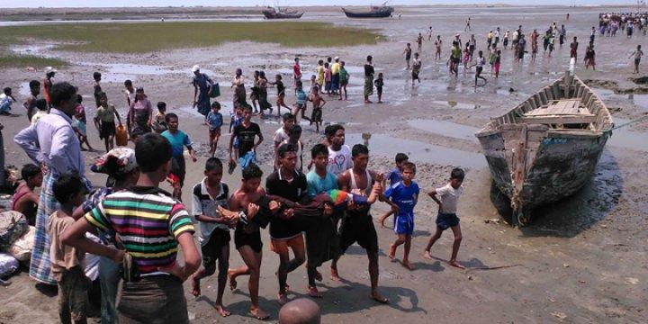 Arakan Müslümanlarından Myanmar'a Müdahale Çağrısı