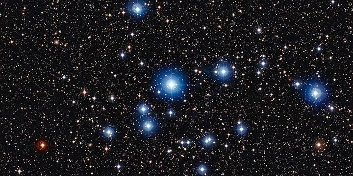Samanyolu'nun Merkezinde Yeni Yıldız Ailesi Keşfedildi