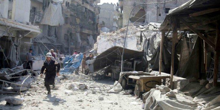 Doğu Halep'teki İran Destekli Esed Kuşatması Daralıyor!