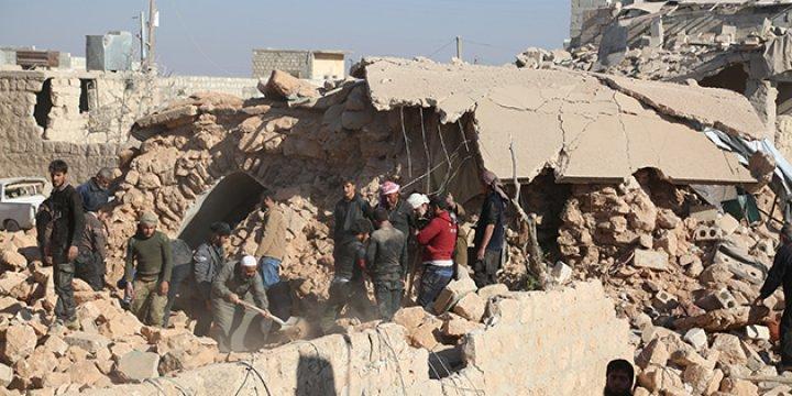 BM'den Çağrı: Halep'i Mezar Olmaktan Kurtarın