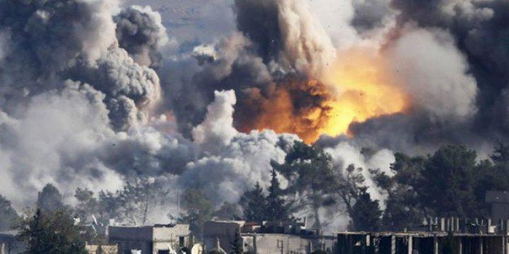 Karanlık Bir Kabre Dönüşmüş Halep Yiğidini Bekliyor