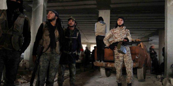 Halep'te Muhalifler 'Halep Ordusu' Çatısı Altında Birleşti