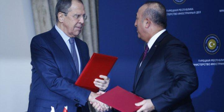 Muhalifler: Rusya ile Ankara'da İstişare Yürütüyoruz