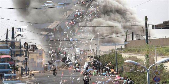 Esed, Rusya ve İran İttifakı 23 Günde 935 Halepliyi Katletti