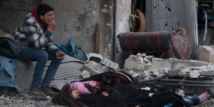 Esed'in Türkiye'deki Ekranı Halk Tv: Halep Özgürleşiyormuş!