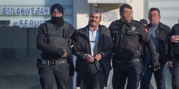 Halfeti Belediye Başkanı Mustafa Bayram Gözaltına Alındı