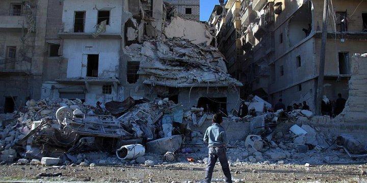 Ammar Essalmo: Halep'te Bugün Kurtardığımız, Ertesi Gün Öldürülüyor!